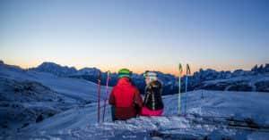 ski sunrise copyright federico modica