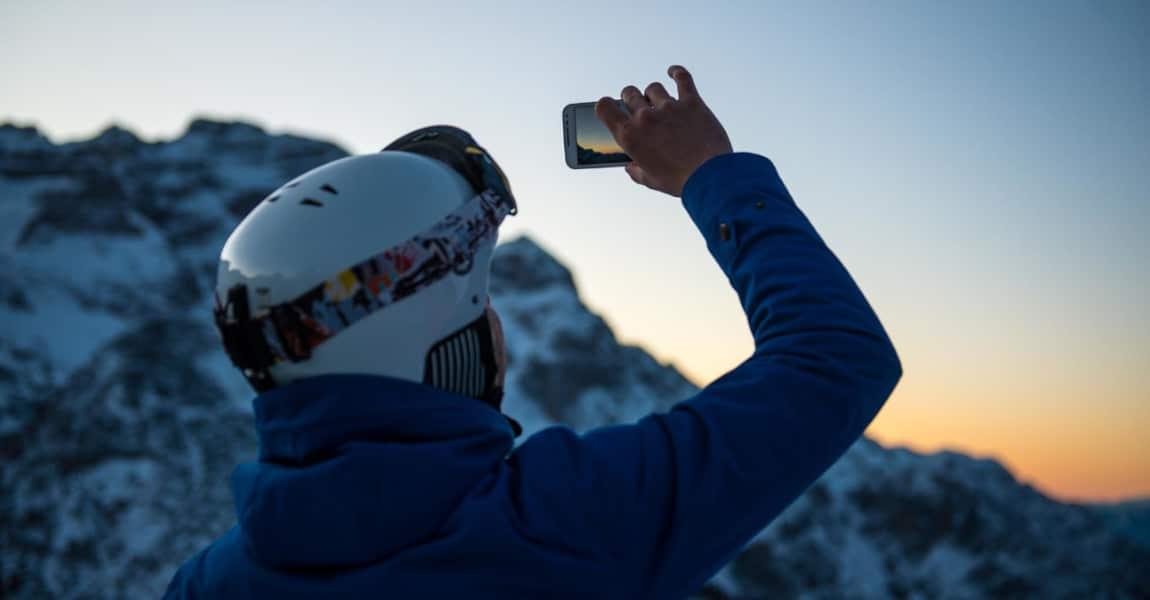 ski sunrise copyright Foto Bisti