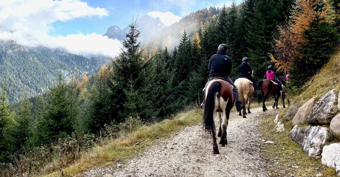 passeggiata_summer copyright Archivio Charlotte Horse Riding Campitello