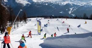 Mini Snowpark Pradalago