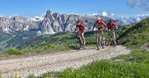 Val Gardena – a bikers' heaven