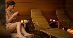 benessere spa di Residence Hotels Ambiez