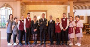 Staff del Residence Hotels