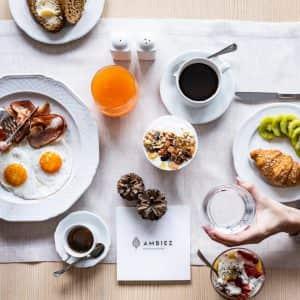 Buono per colazione e cena al ristorante Lares