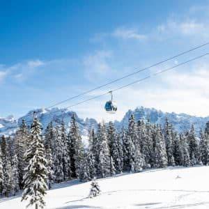 Gutschein Dolomiti Skiarea mit Skilehrer