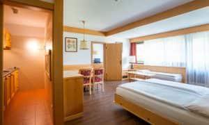 appartamento per 5 persone Ambiez di Residence Hotels