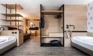 Appartamento superior 5 Ambiez di Residence Hotels