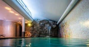 Piscina Antares Hotel