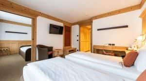 Camera da letto comfort Antares hotel