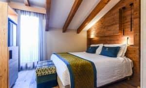 camera doppia matrimoniale Antares Hotel