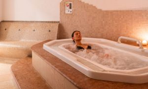 idromassaggio spa hotel Antares