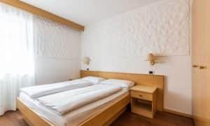 camera da letto di appartamento