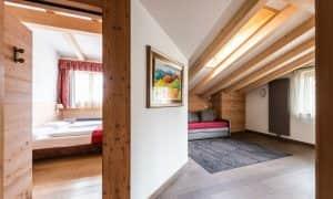 soggiorno appartamento superior con 1 camera
