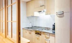 cucina di monolocale