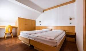 camera da letto Appartamento su due livelli per 5 persone