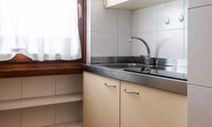 cucina Appartamento su due livelli per 5 persone