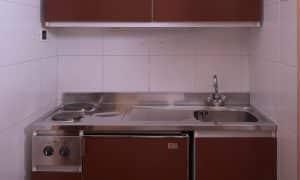 cucina Appartameno con una camera per 4 persone