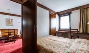 camera da letto Appartamento con balcone 4 persone