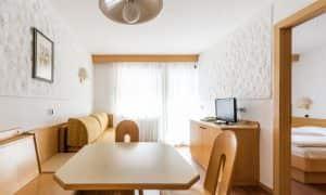 Apartment mit einem Schlafzimmer (4 Personen)