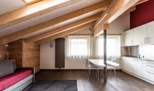 Apartment Superior mit einem Schlafzimmer (4 Personen)