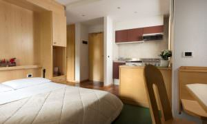 1-Zimmer-Apartment Economy
