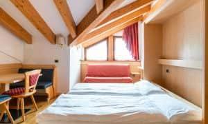 Large loft suite