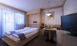 Appartamento con una camera per 4 persone