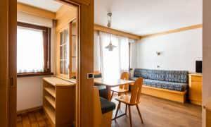 Appartamento con una camera per 5 persone
