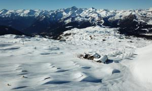 Skiarea Dolomiti: 150km di piste e uno snowpark di 50.000mq a Madonna di Campiglio