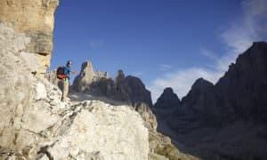 Escursioni e vie ferrate nelle Dolomiti di Brenta a Madonna di Campiglio