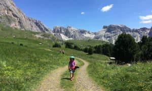 Passeggiate per famiglie nelle Dolomiti in Trentino Altoadige