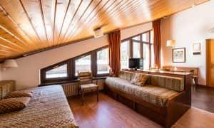 Appartamento panorama con terrazzo – 4 persone
