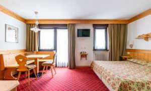1-Zimmer-Apartment mit Balkon für 2